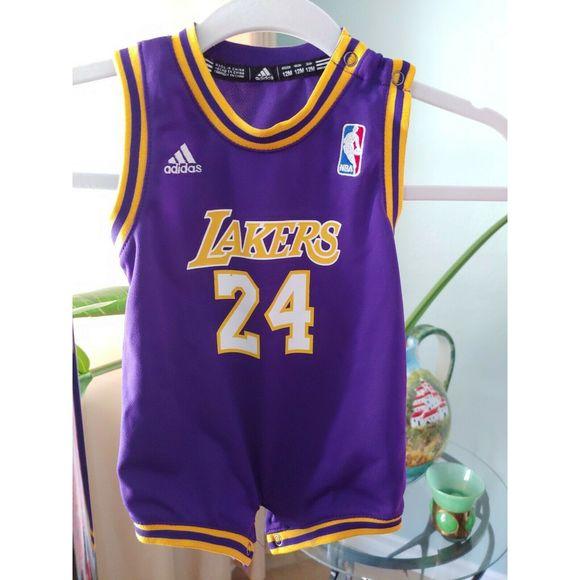adidas Shirts & Tops | Adidas Kobe Bryant 2 Mo Jersey La Lakers ...